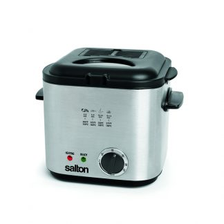 DF1539 Salton compact deep fryer