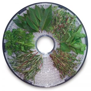 Dehydrator herb tray liner