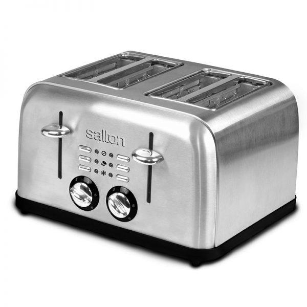 Salton ET1404 4 Slice Toaster