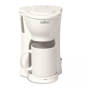 coffee maker - space saving 1 cup