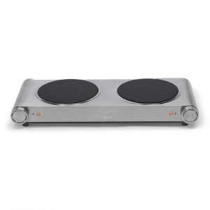Cooktop - Infrared portable double