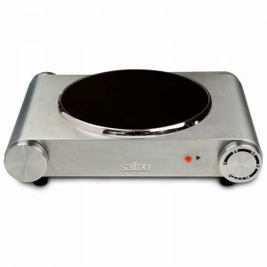 Portable Infrared Cooktop Single