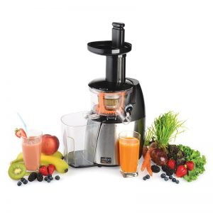 juicer/smoothie maker - low speed
