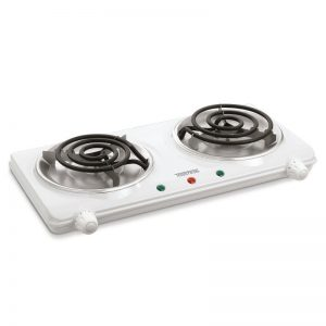 Cooktop - portable double