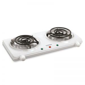 Cooktop - portable double
