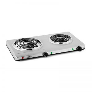 Portable Cooktop Double SS