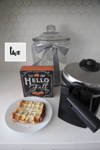 how to make french toast in a waffle maker
