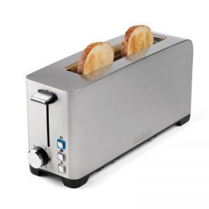 grille-pain à longues fentes — 2 tranches