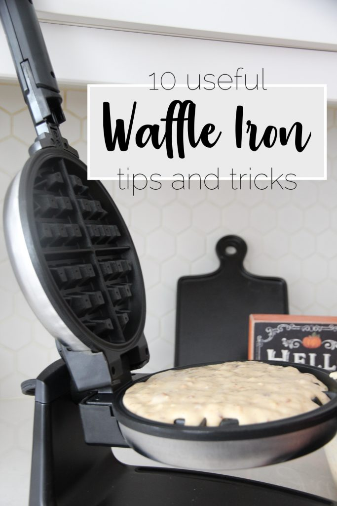 10 useful waffle iron tips and tricks