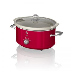 Swan Retro Slow Cooker 3.5L