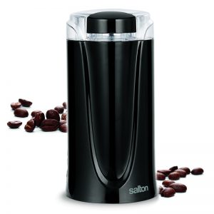 Salton Coffee Grinder Black