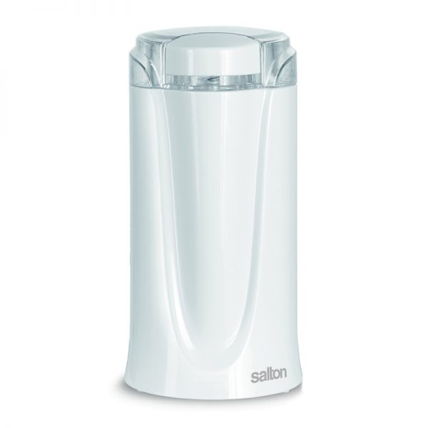 Salton Coffee Grinder White