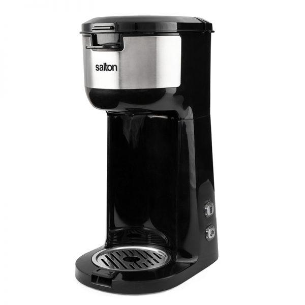 Salton 2-in-1 KCup Coffee Maker