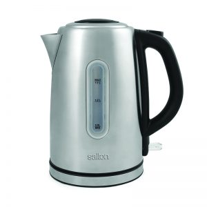 Stainless Steel Electric Cordless Kettle