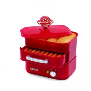 Cuiseur à vapeur pour hot-dog