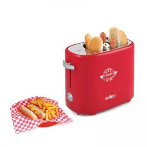 Grille-pain pour hot-dog