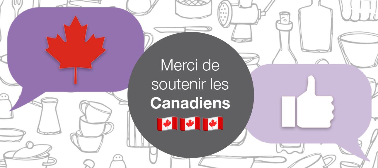 Canadian Banner FR