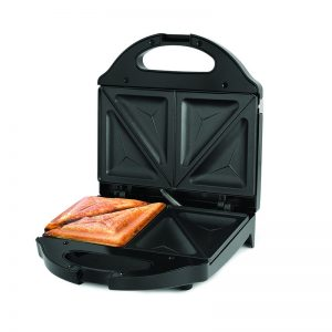 Pocket Sandwich Maker - Black