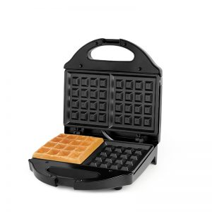 Belgian Waffle Maker - Black